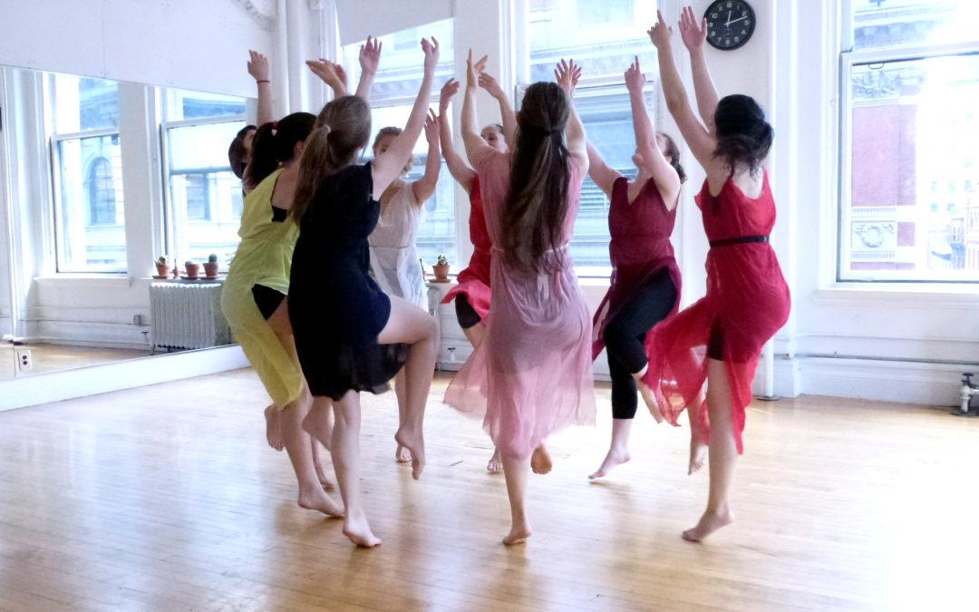 La Danza Como Equilibrio Energético Psicoalma Apoyo Psicológico Y Espiritual